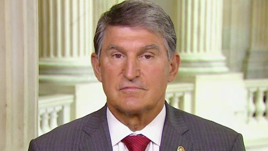 Manchin explains why he'll vote to defund Planned Parenthood
