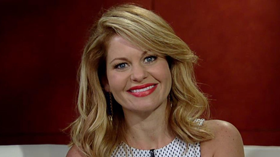 Candace Cameron Bure on her Christian faith, core values