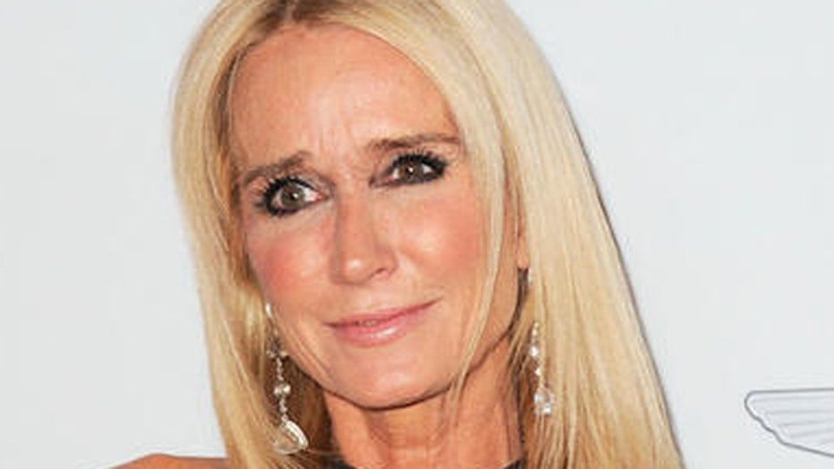 Busted 'Housewife': Kim Richards arrested for shoplifting