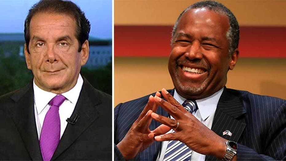 Krauthammer on Carson