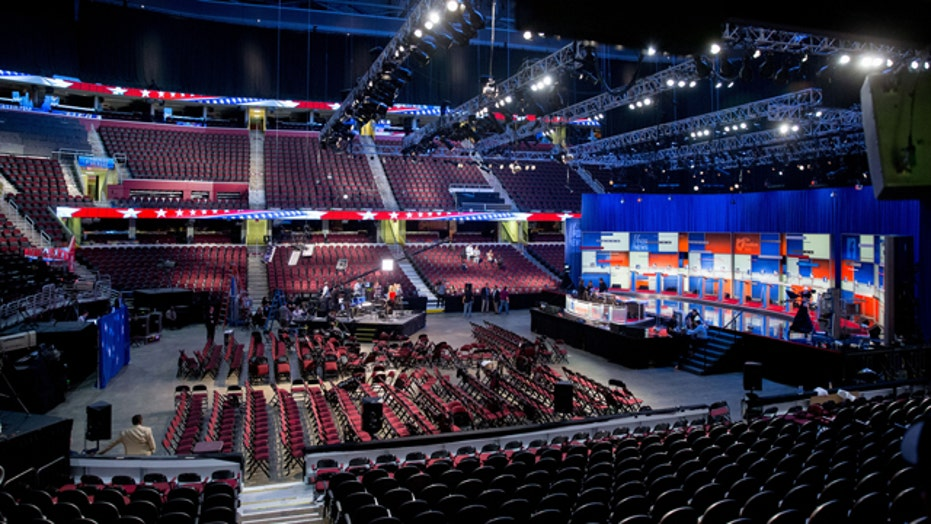 Day of debate: Do candidates cram or relax?
