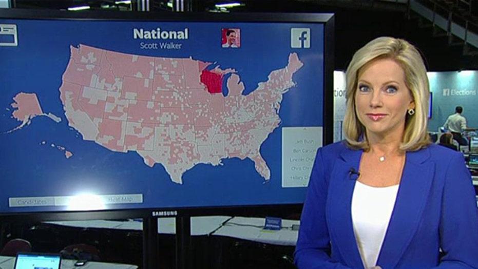 Facebook breaking down what voters think about GOP debate