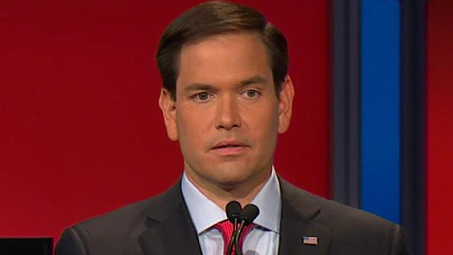 Rubio: Need more than a fence to prevent illegal immigration