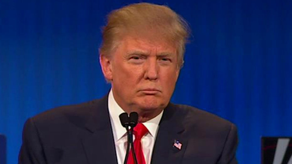 Is Donald Trump part of the 'war on women'?