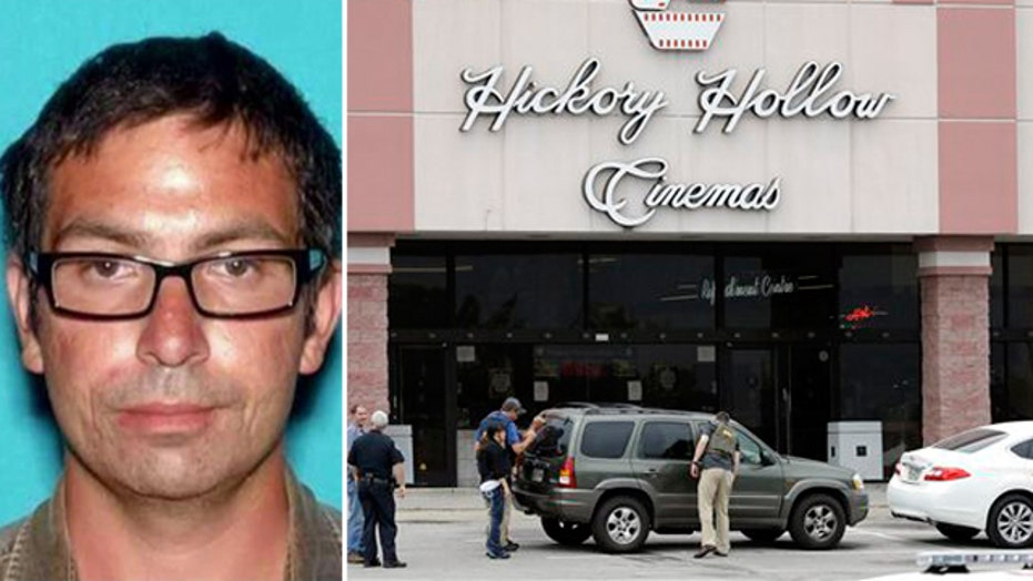 Tenn. theater attacker armed with hatchet, pepper spray