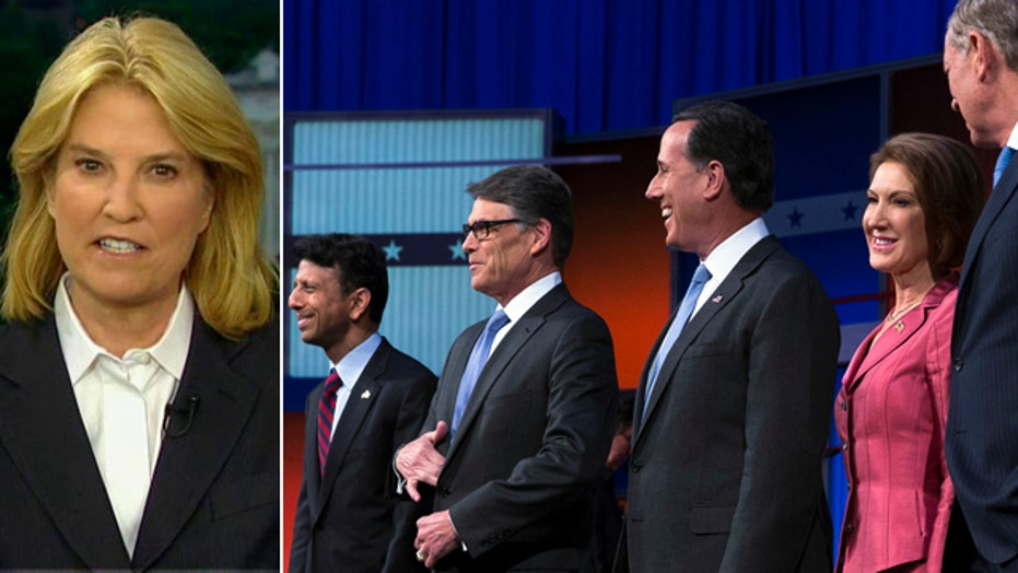Greta: Presidential race is not a popularity contest