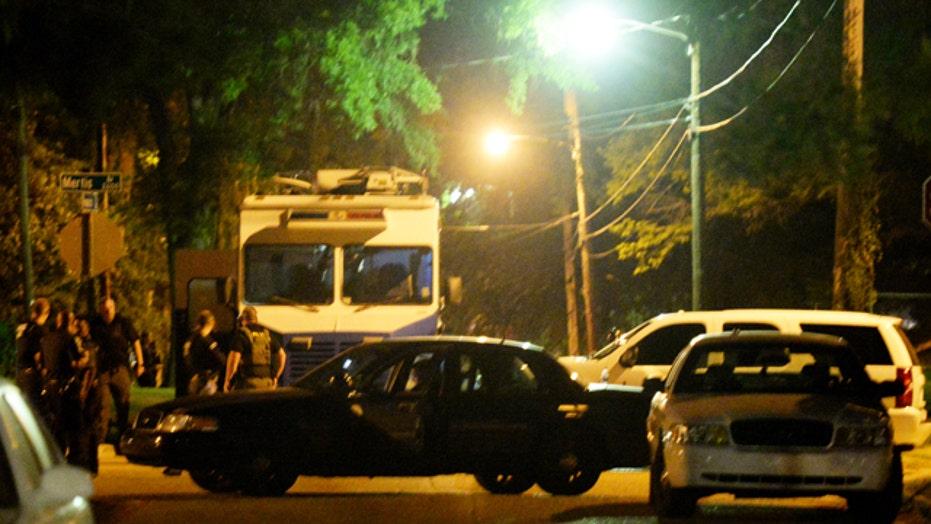 Manhunt underway for man who killed Louisiana cop