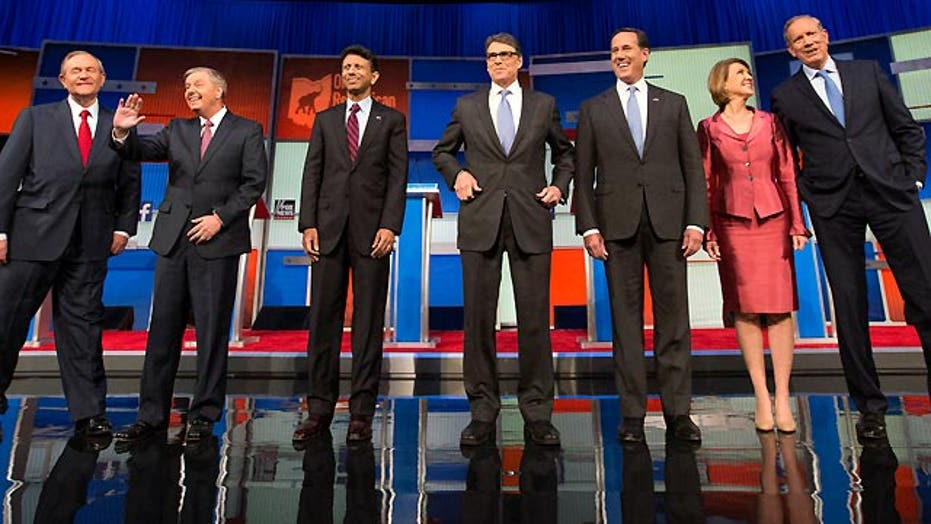 Analysis of the first Republican debate