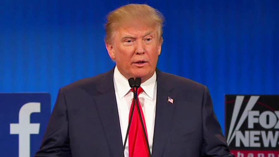 Donald Trump: 'We need to keep illegals out'