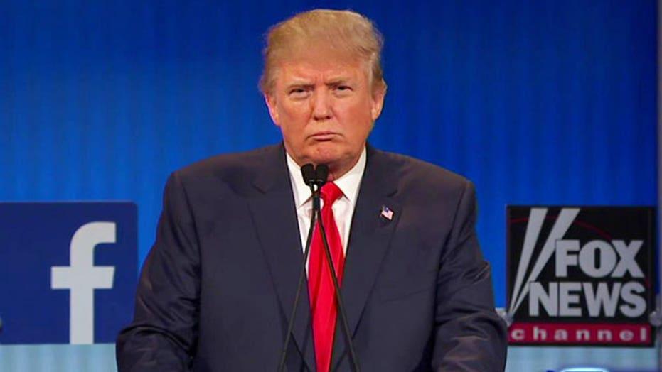 Donald Trump on single-payer, donation to Hillary Clinton