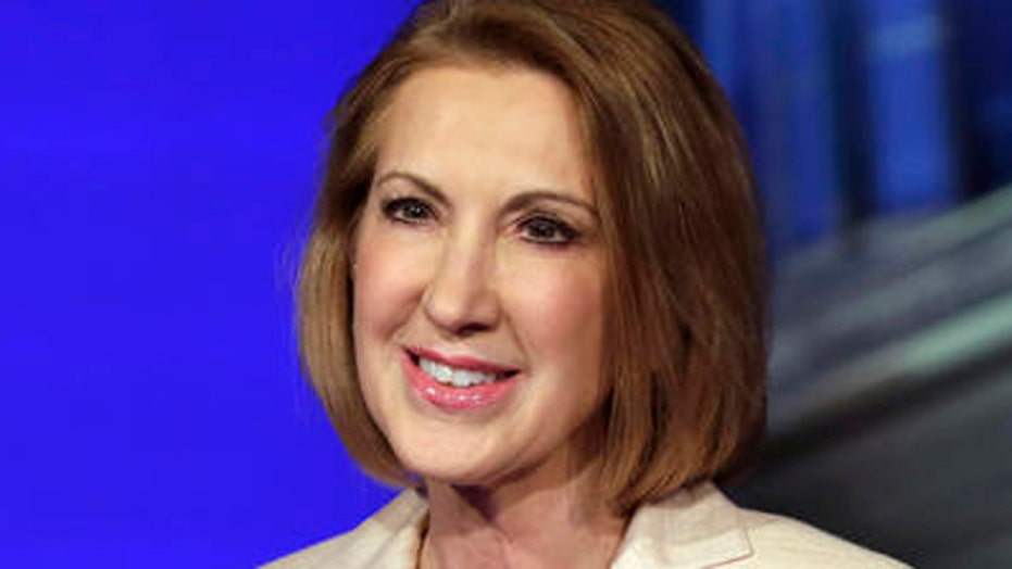 Why Carly Fiorina loves Van Morrison