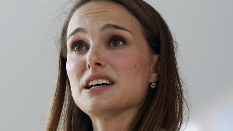 Natalie Portman reveals 'wilder days'