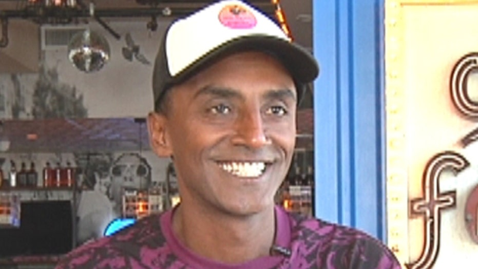Marcus Samuelsson dishes up global home-style cuisine