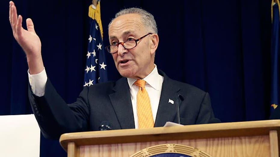Will Schumer persuade more Democrats to oppose Iran deal?