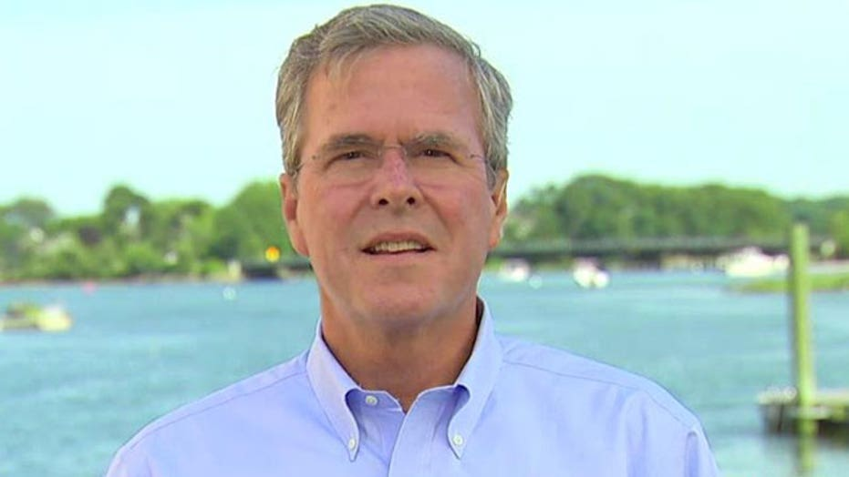 Jeb Bush rates his debate performance: I thought I did great