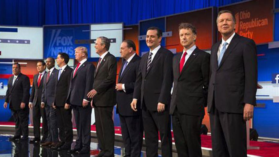 Breaking down the Republican presidential debate