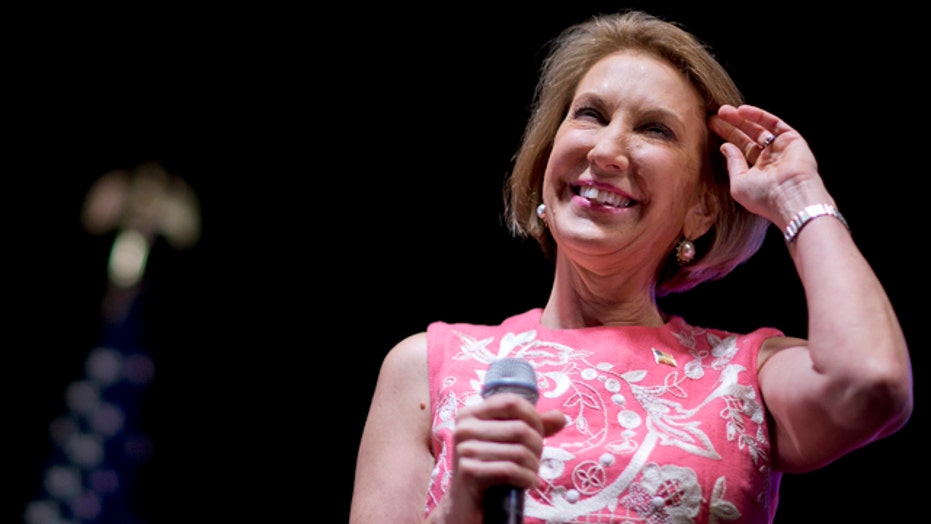 Why Republicans need Fiorina to go up against Clinton