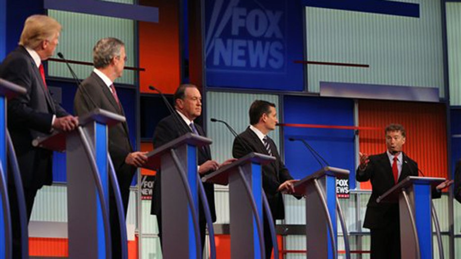 GOP presidential candidates vow to defund Planned Parenthood