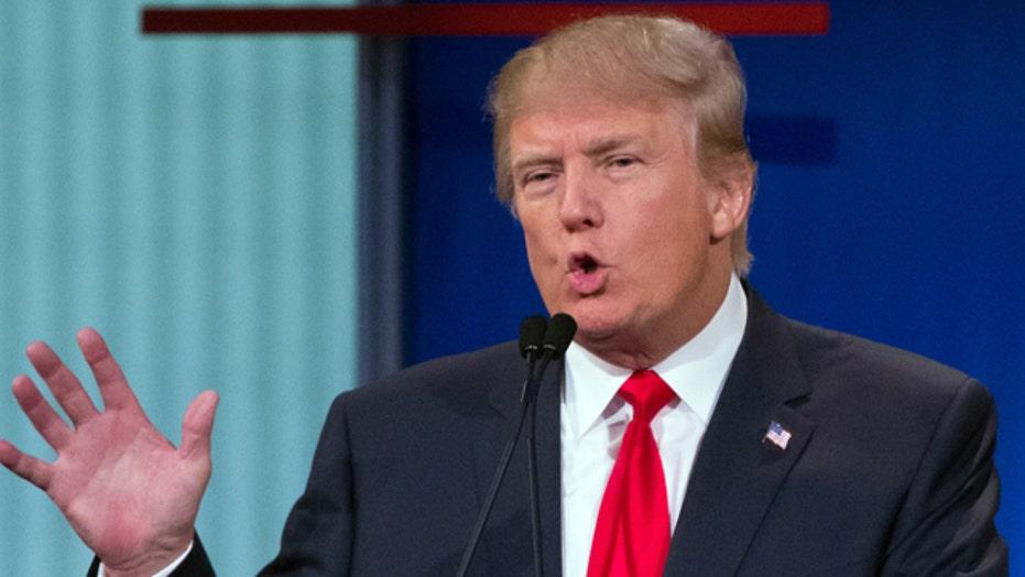 Trump rips Fox debate