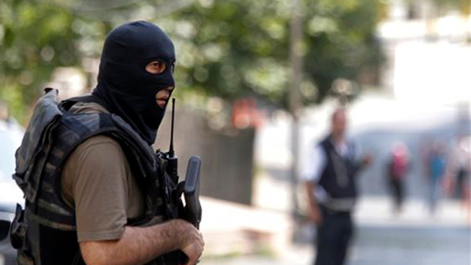 US consulate attacked in Istanbul, violence in Turkey surges