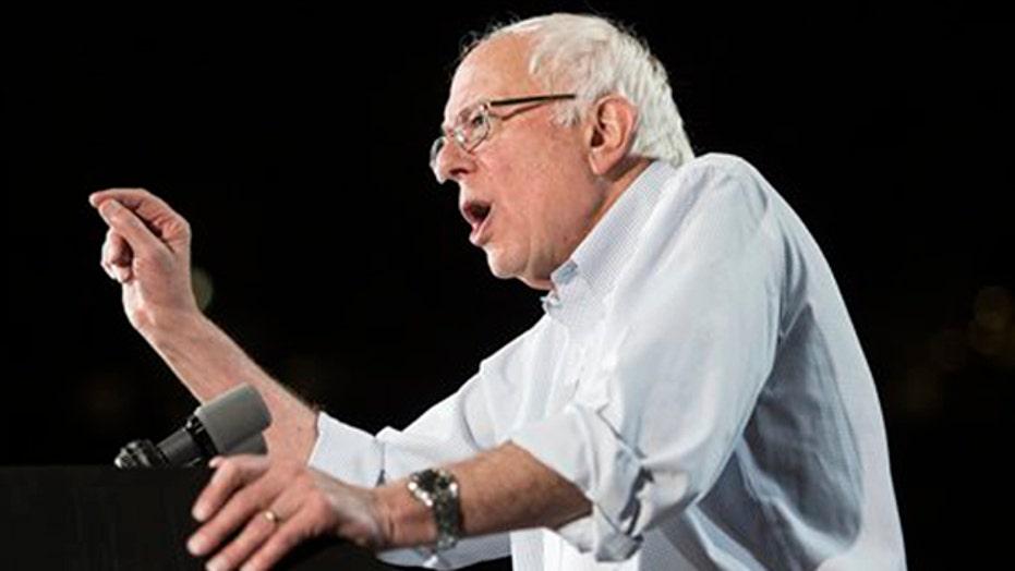 Sanders' big crowds make Clinton campaign nervous