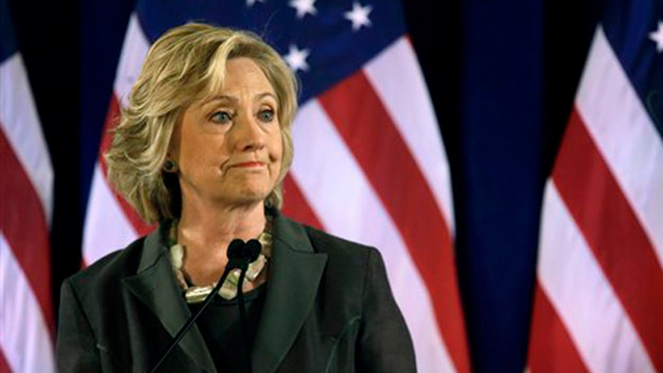 Hillary takes part in town hall on college affordability