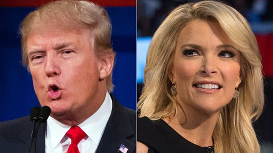 Megyn Kelly addresses Donald Trump's remarks