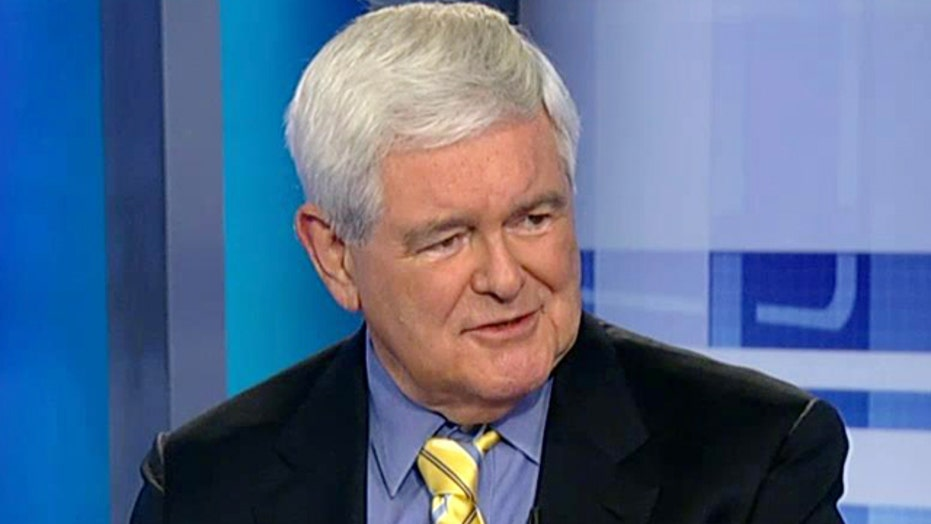 Gingrich's take: Why Trump is striking a chord