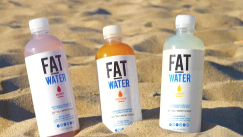 Will Bulletproof's new FatWater slim you down?