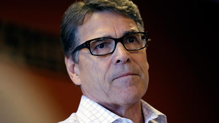 Super PAC denies Perry campaign is running out of money