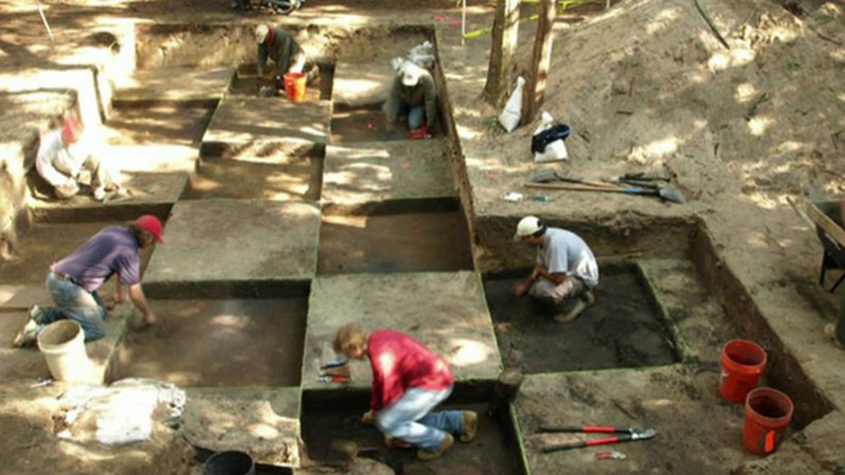 New clues in search for America's 'lost colony'
