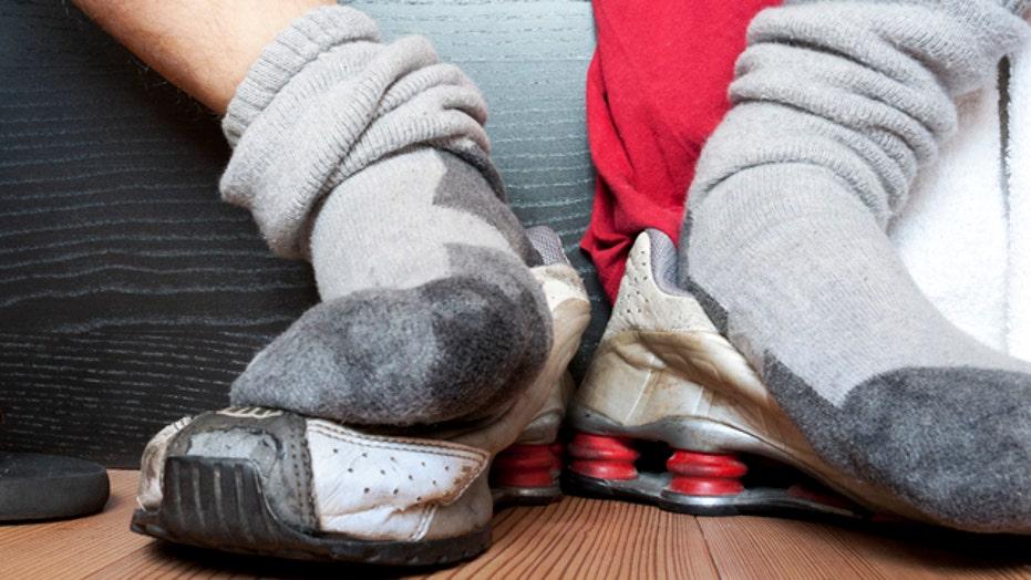 How to combat athlete's foot