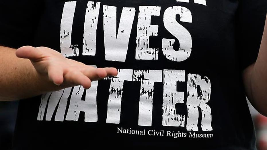 Greta: It matters that 'All lives matter'