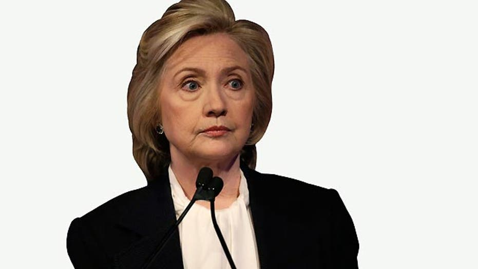 Email scandal a political and legal nightmare for Hillary?