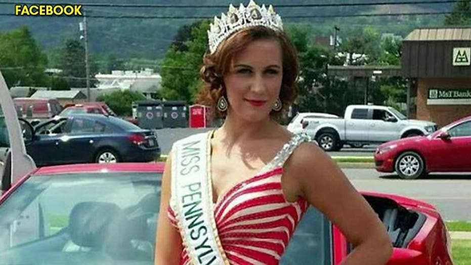 Beauty queen charged with faking cancer to raise money
