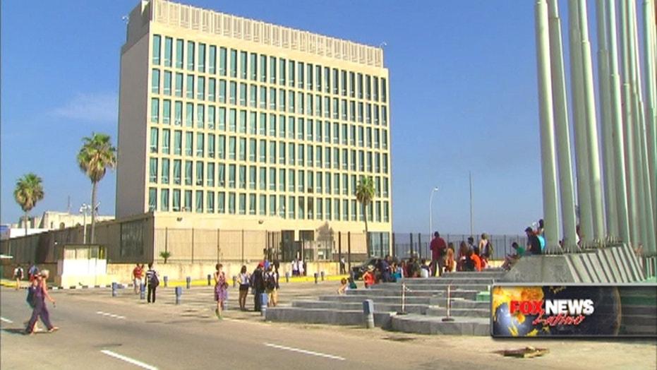 Cuba dissidents won't attend U.S. Embassy event