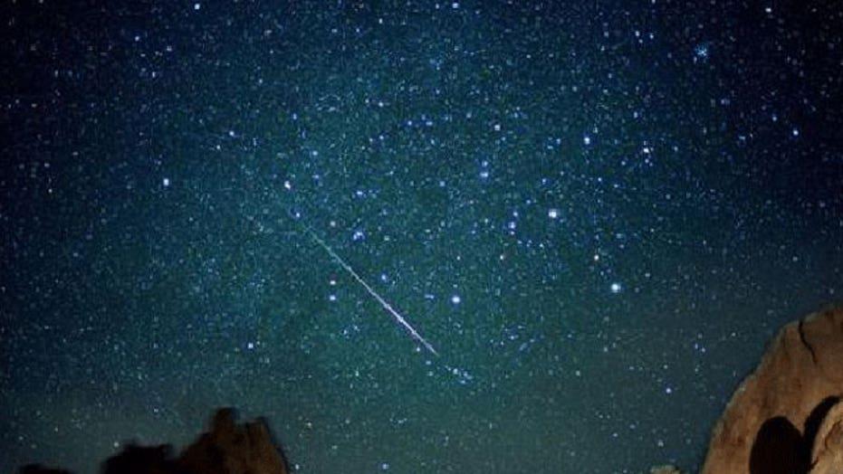 Perseid meteor shower offers summer treat for stargazers
