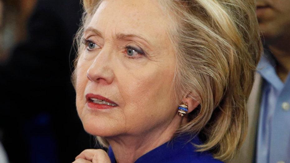FBI reportedly takes possession of 'blank' Clinton email
