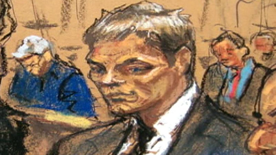 Brady courtroom sketch artist reacts to uproar