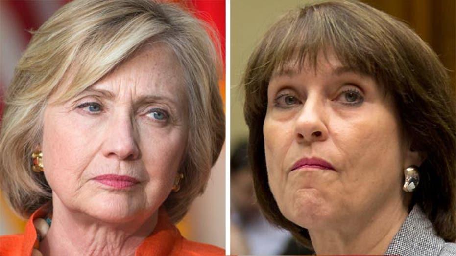 E-mail scandals and America's political scene