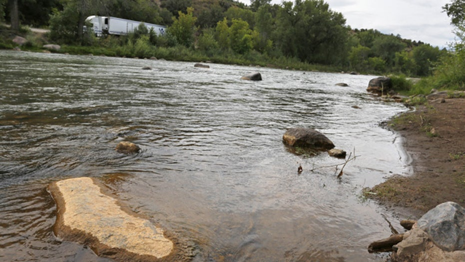 EPA: River returning to normal after toxic waste spill