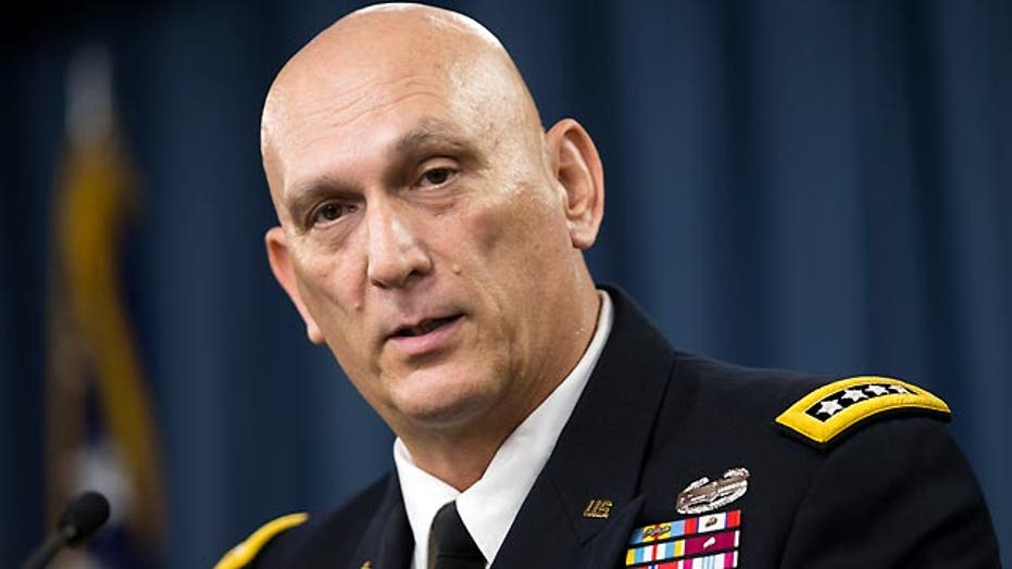 A look back at Gen. Odierno's time as Army Chief of Staff