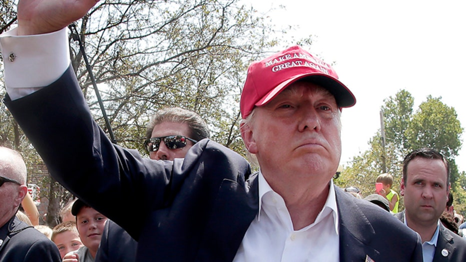 Starnes: Donald Trump puts Americans first, not illegals
