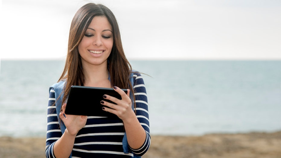 Relax and refocus with an app
