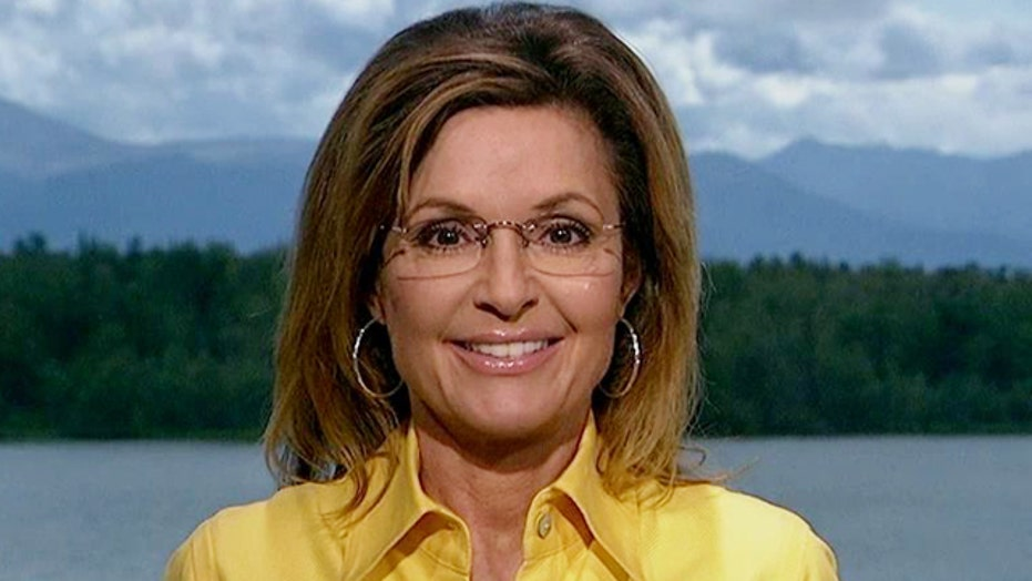 Palin's take: The Trump phenomenon