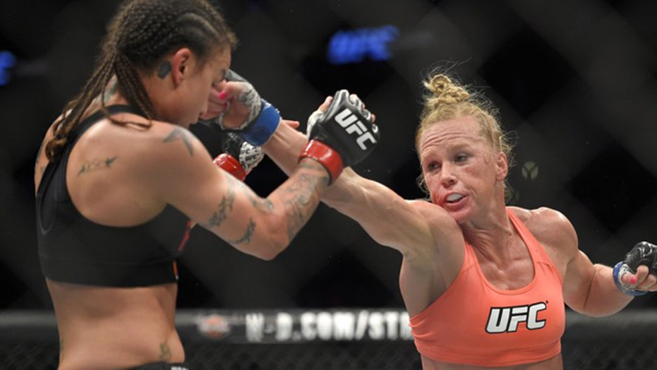 Teamsters push to unionize UFC fighters
