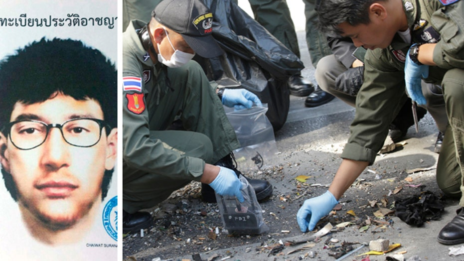 Arrest warrant issued for suspect in deadly Bangkok bombing