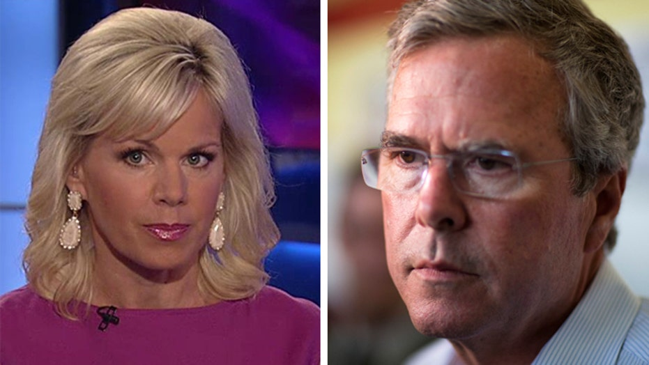 Gretchen's Take: Unfavorability could be the key to 2016
