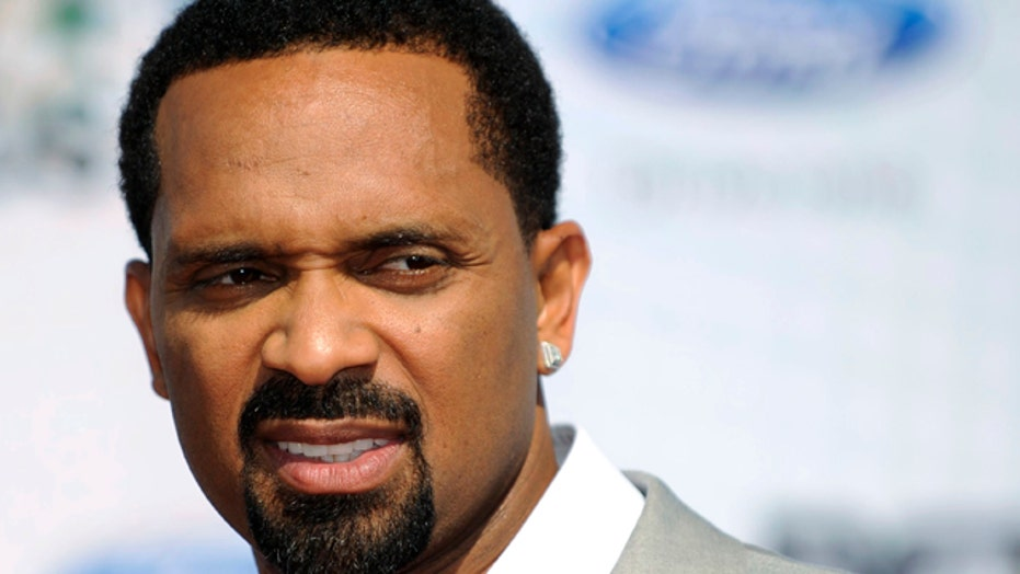Did Mike Epps get busted?