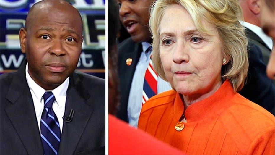 VIDEO: Hillary Clinton in